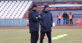Тренер «Ротора»: сыграли две игры и сразу стали чемпионами ФНЛ